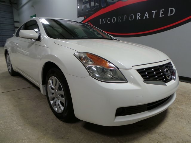 Pre Owned 2009 Nissan Altima 2 5 S
