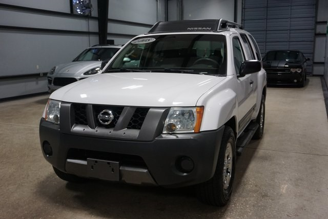 Pre-Owned 2008 Nissan Xterra X