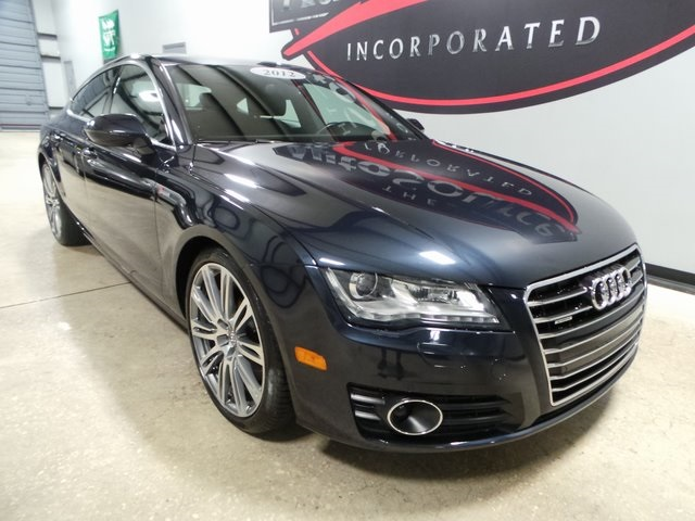 PreOwned Audi A Premium Quattro D Hatchback In Orlando - Audi pre owned