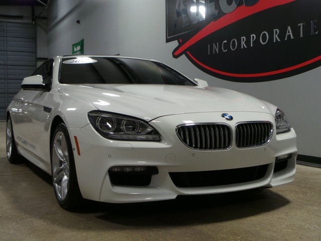 Pre-Owned 2013 BMW 6 Series 650i xDrive