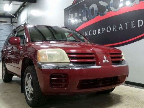 Pre-Owned 2004 Mitsubishi Endeavor XLS