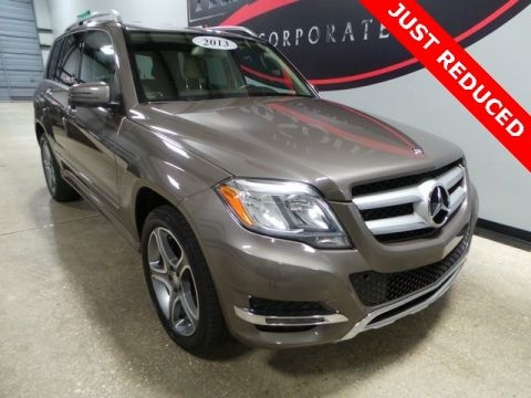 Pre-Owned 2013 Mercedes-Benz GLK GLK 250