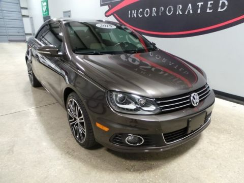 Pre-Owned 2015 Volkswagen Eos Executive Edition